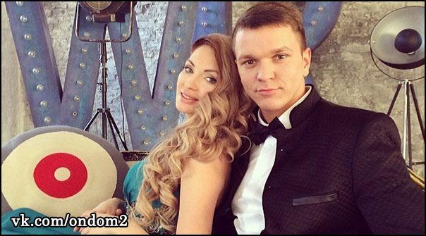 Евгения Феофилактова (Гусева), Антон Гусев