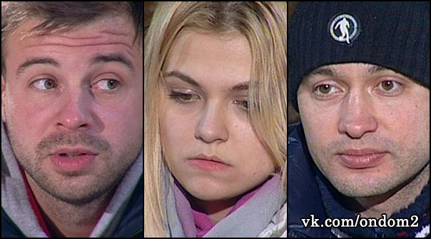 Андрей Черкасов, Богдан Ленчук, Анна Кручинина