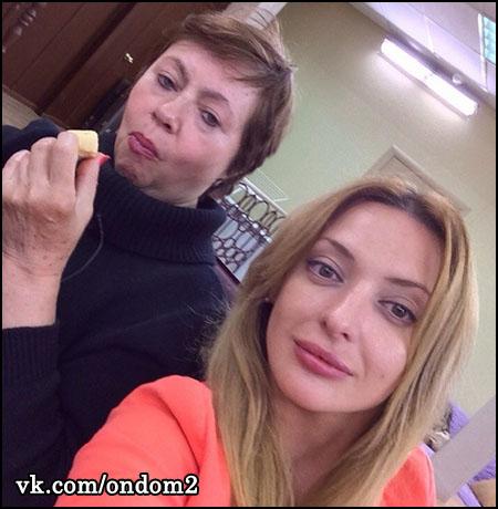 Елена Сергеевна Богатырева, Инга Истван