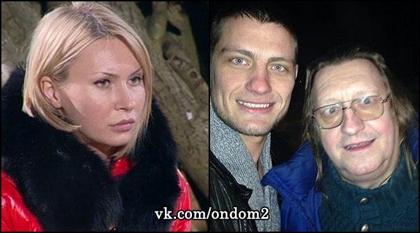 Элина Карякина (Камирен), Александр Задойнов, Анатолий Леденев