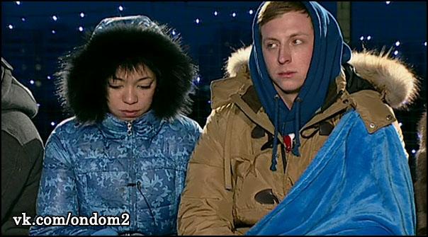 Евгений Руднев, Либерж Кпадону