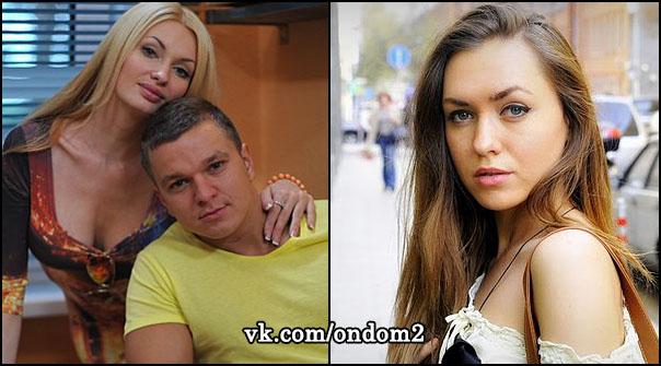 Мария Адоевцева, Антон Гусев, Евгения Феофилактова (Гусева)