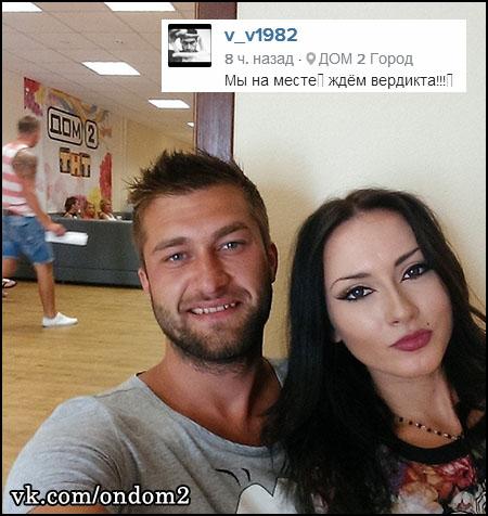 Владимир Гуменников в инстаграм