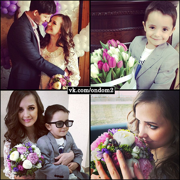 Свадьба Маргариты Агибаловой и Павла Марсо