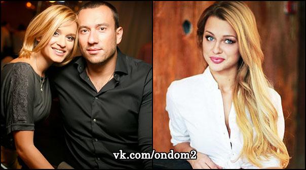 Ксения Бородина, Михаил Терёхин, Александра Скородумова