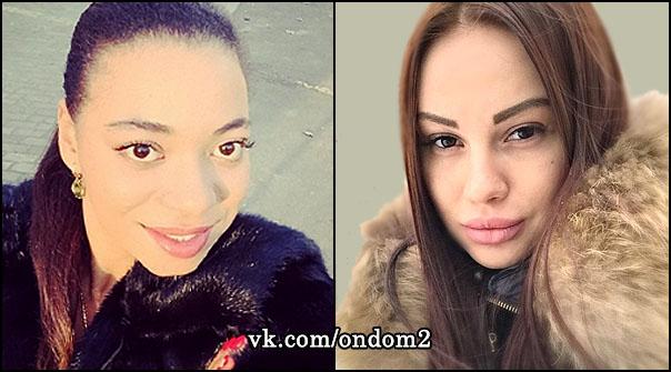 Либерж Кпадону, Татьяна Охулкова