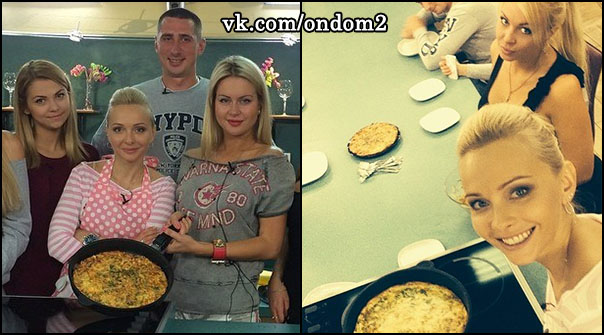 Наталья Варвина в гостях на Поляне