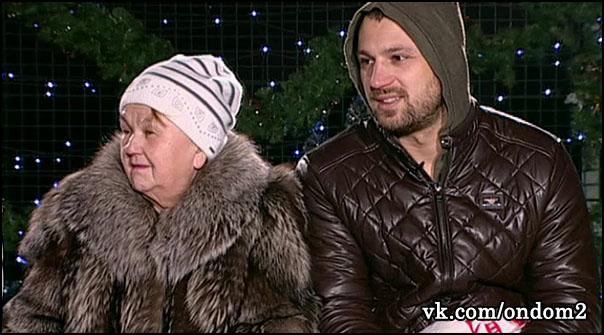 Никита Кузнецов, Ольга Васильевна Гобозова (Михайлова)
