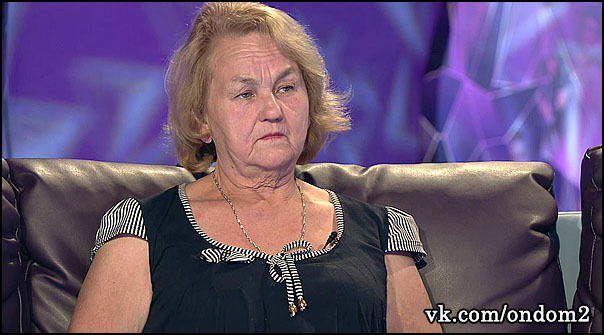Ольга Васильвна Гобозова (Михайлова)