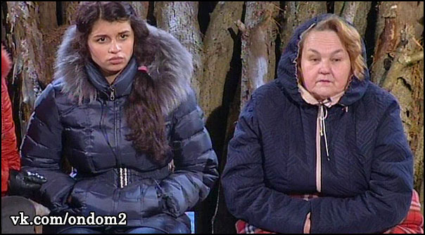 Ольга Васильевна Гобозова (Михайлова), Алиана Гобозова (Устиненко)