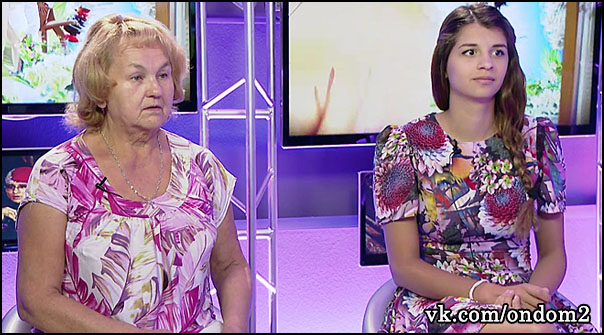 Алиана Гобозова (Устиненко), Ольга Васильевна Гобозова (Михайлова)