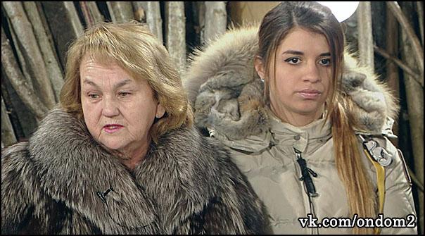 Алиана Устиненко (Асратян), Ольга Васильевна Гобозова (Михайлова)