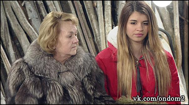 Алиана Гобозова (Устиненко, Асратяр), Ольга Васильевна Гобозова (Устиненко)
