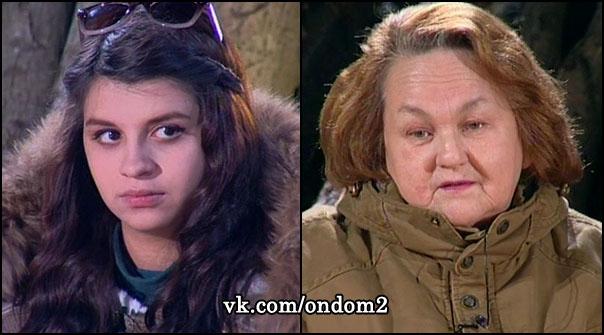 Ольга Васильевна Гобозова, Алиана Устиненко (Асратян)