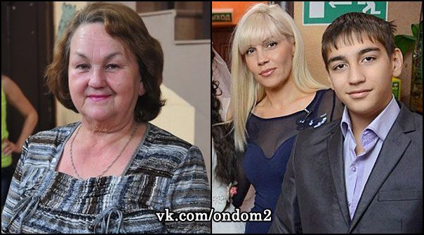 Светлана Михайловна Устиненко, Гегам Асратян, Ольга Васильевна Гобозова (Михайлова)