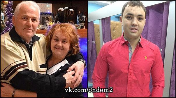 Роберт Михайлович Гобозов, Ольга Васильевна Гобозова (Михайлова), Александр Гобозов