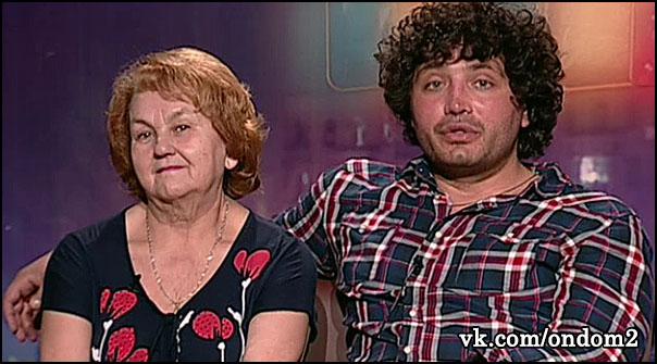 Ольга Васильевна Гобозова, Рустам Калганов