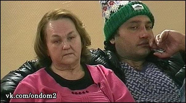 Рустам Калганов, Ольга Васильевна Гобозова (Михайлова)