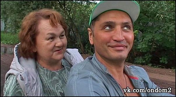 Рустам Калганов (Солнцев), Ольга Васильевна Гобозова (Михайлова)