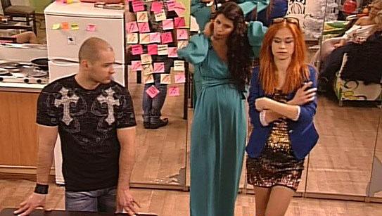 Татьяна Кирилюк беременна