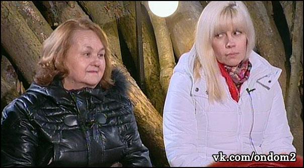 Светлана Михайловна Устиненко, Ольга Васильевна Гобозова (Михайлова)