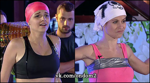Татьяна Кирилюк, Алиана Устиненко (Асратян, Гобозова)