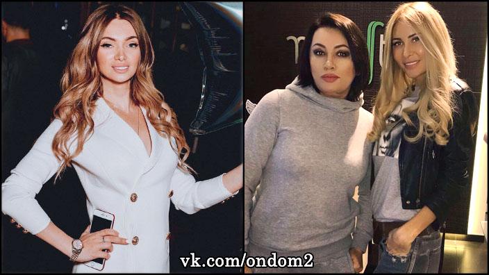 Евгения Феорфилактова, Элина Камирен (Карякина), Елена Камирен