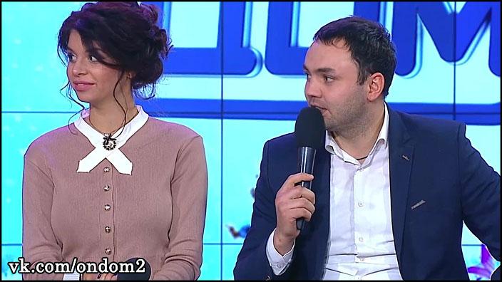 Алиана Гобозова (Устиненко, Асратян), Александр Гобозов
