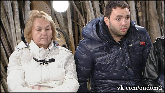 Ольга Васильевна Гобозова (Михайлова), Александр Гобозов