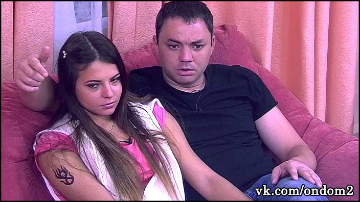 Александр Гобозов, Ольга Жарикова