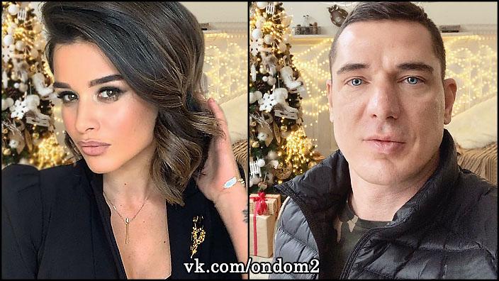 Пьяная баба и муж ПТУшник. Блогерша разнесла Ксению Бородину и Курбана Омарова.