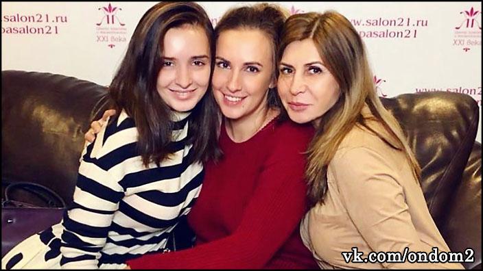 Ирина Александровна Агибалова, Ольга Агибалова, Маргарита Марсо