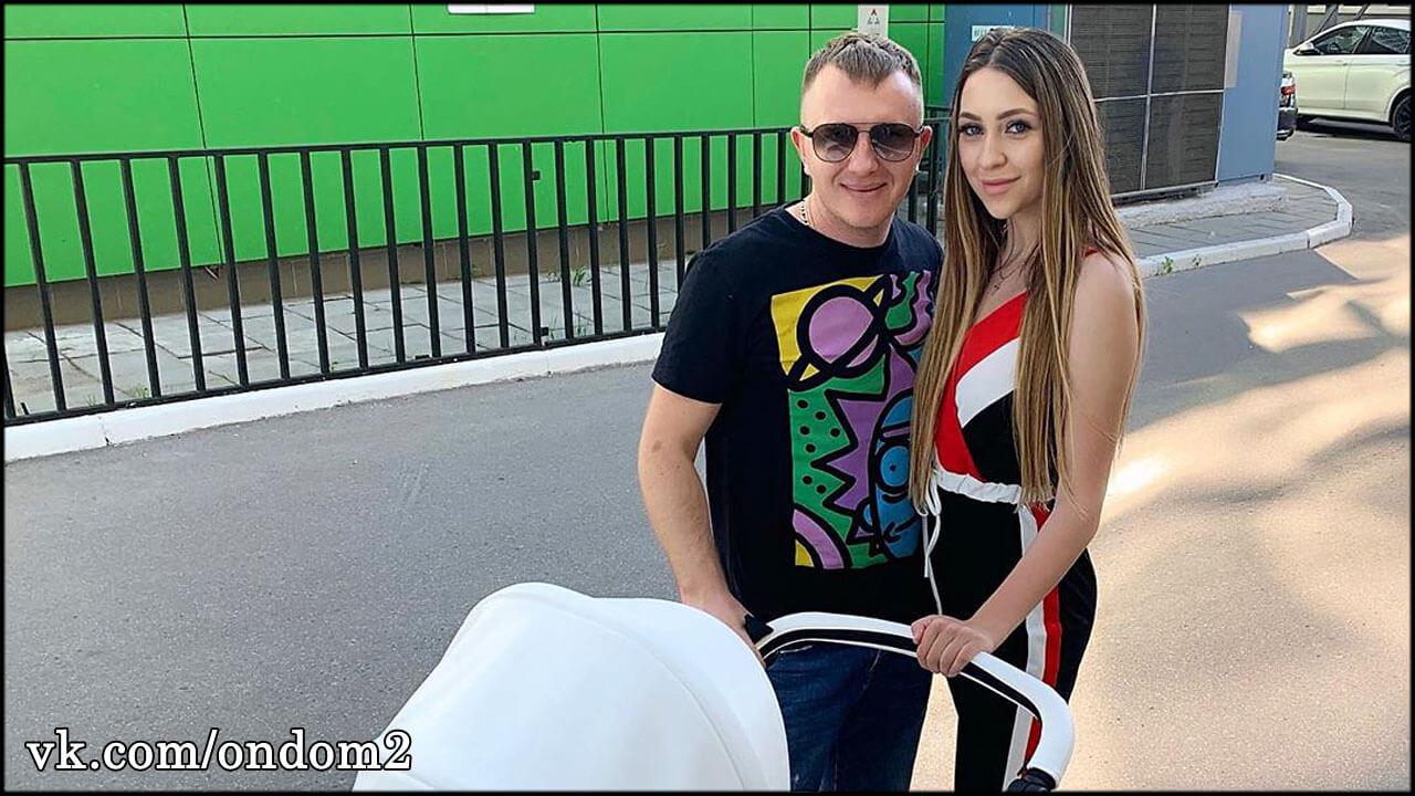 Илья Яббаров, Алёна Савкина