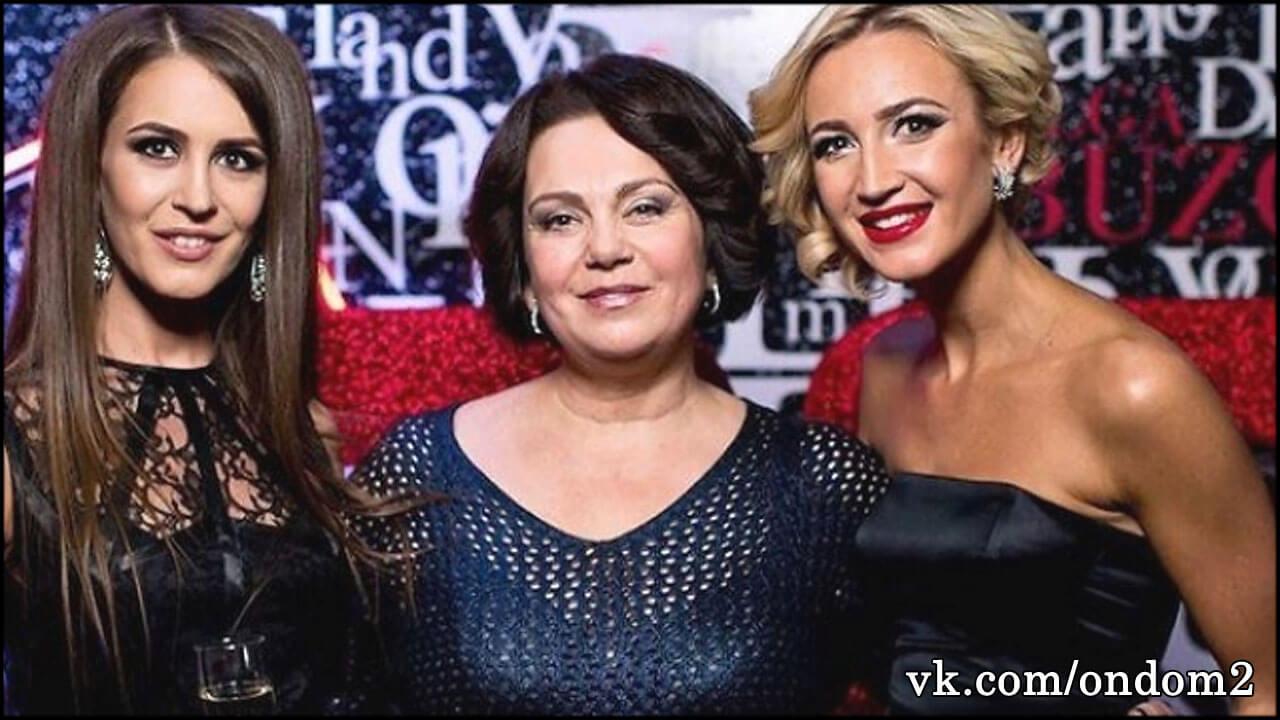 Ольга Бузова, Анна Бузова, Ирина Александровна Бузова