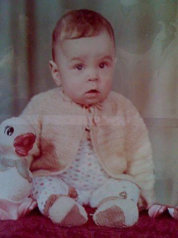 Глеб Жемчугов в детстве