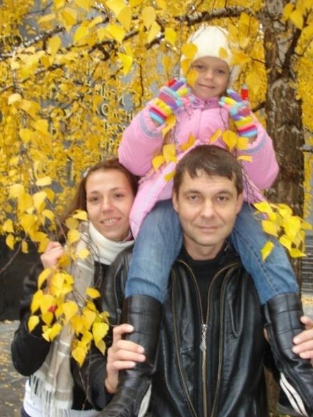 Сестра и дочь Оксаны Стрункиной