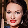 <b>Евгения Гусева устроилась работать ведущей + фото из студии</b>