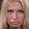 <b>Лицо Анны Кудимовой до пластических операций + обсуждаемое фото</b>