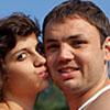 <b>Алиана и Александр Гобозов покрестили сына + фото</b>