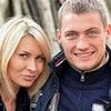 <b>Александр Задойнов и Элина Камирен принимают поздравления</b>