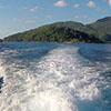 <b>Первые фото с шикарной яхты, которую дали участникам на Сейшелах</b>