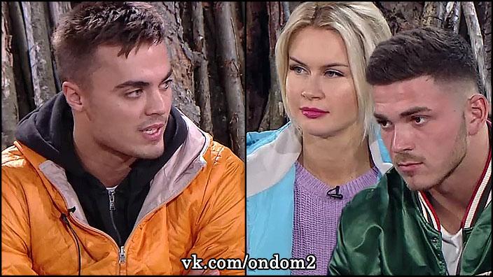 Алексей Купин унизил Романа Капаклы на глазах Марины Африкантовой.