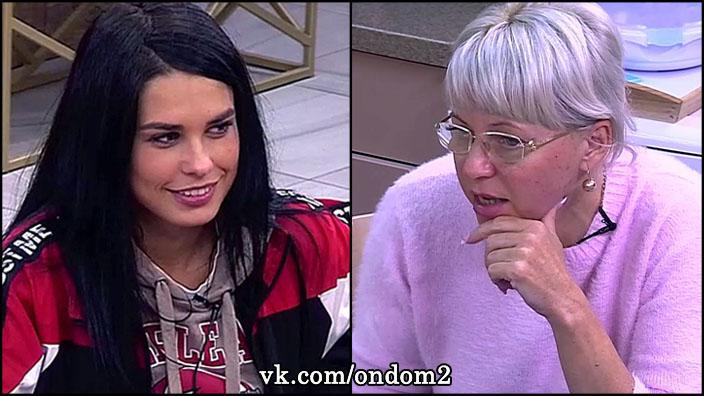 Ирина Пинчук в первую секунду поборола Татьяну Владимировну Григорьевскую.