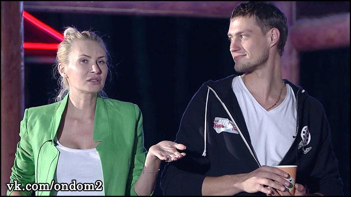Элина Камирен (Карякина) сделала неприятный сюрприз для Александра Задойнова.