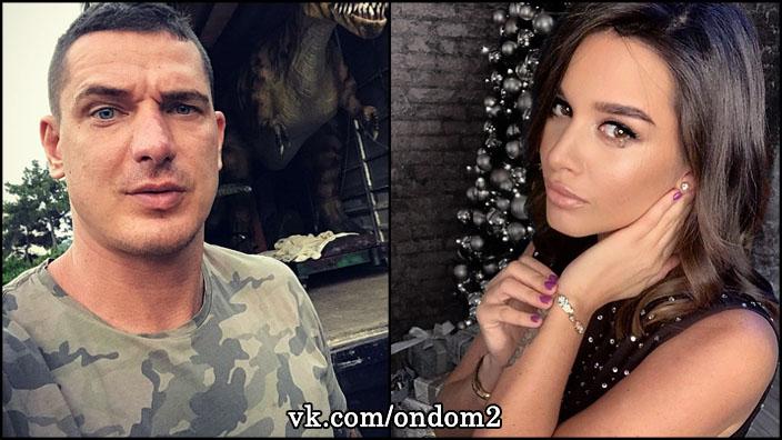 После вчерашнего эфира поползли сплетни, что у Ксении Бородиной проблемы с Курбаном Омаровым.