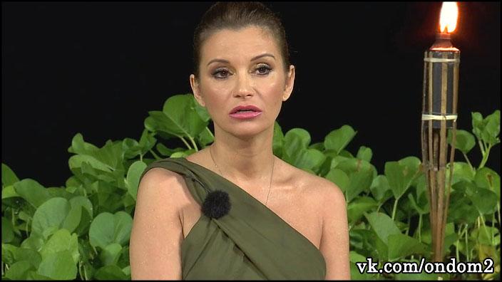 Ольга Орлова молодится в инстаграме, но в реальности совсем постарела.
