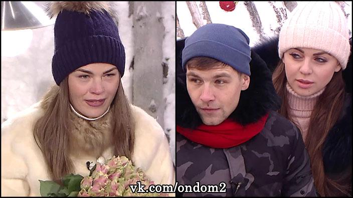 По слухам, Дмитренко не любит Рапунцель и даёт надежду Сударкиной