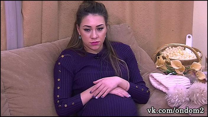 Алёне Савкиной через неделю рожать, а ей всё хуже и хуже