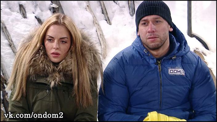 Пока Ефременкова трудится на телестройке, Кучеров разглядывает чужих баб + видео