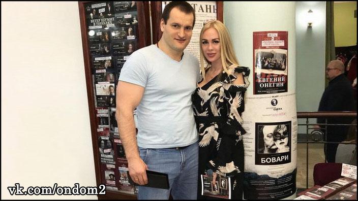 Самсонов полгода назад развёлся с Щаулиной, а уже вчера женился на другой + фото